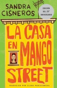 La casa en Mango Street de Sandra Cisneros