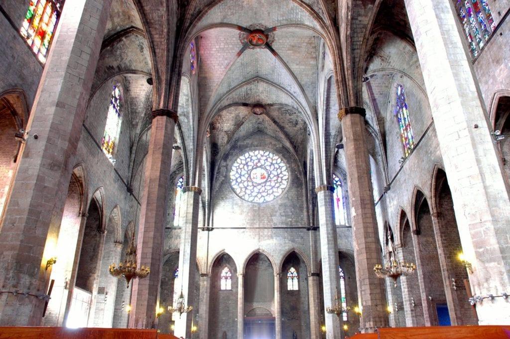 Catedral de Santa María del Mar