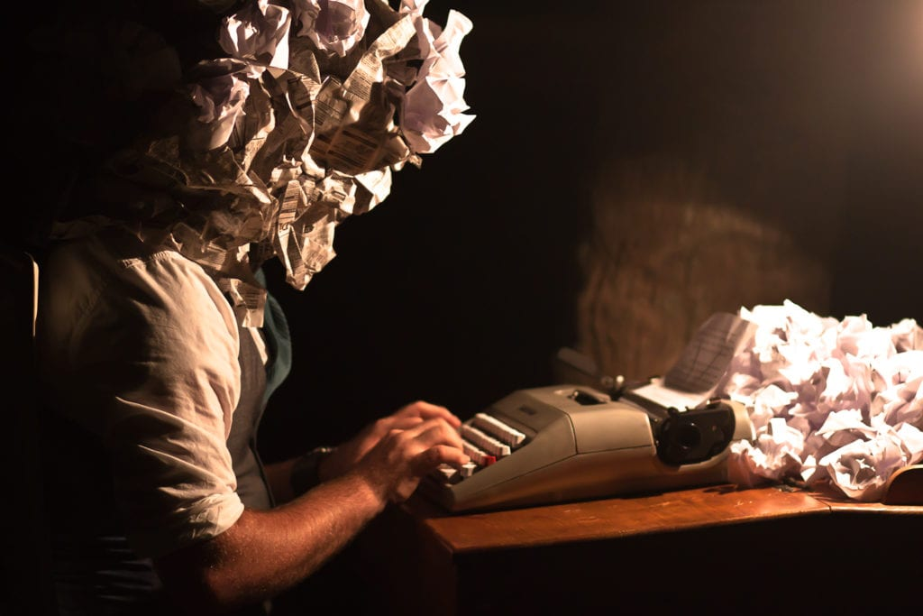 Bloqueo de escritor