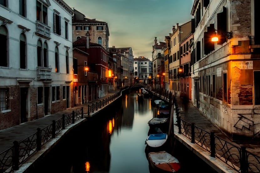 Venecia y su idiosincrasia en La Tentación del Perdón.