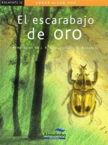 El escarabajo de oro de Edgar Allan Poe