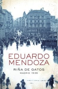 Riña de gatos Madrid 1936