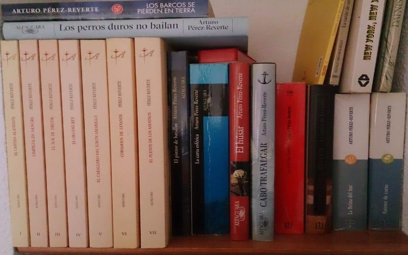 Arturo Pérez-Reverte. 67 tacos de calendario. Mi retrospectiva 3