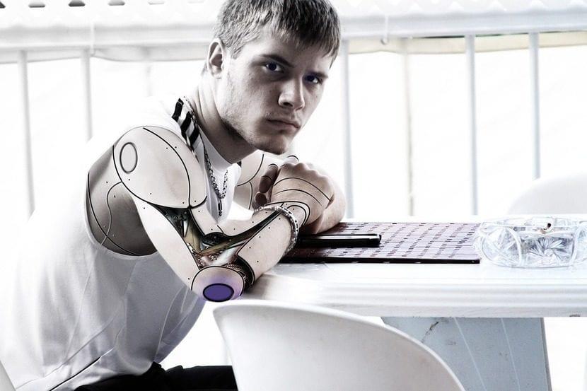 El % de humanidad estará regulado por ley, ¿Dónde estará la diferencia entre humanos y robots?