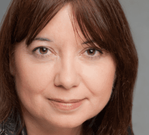 Fatima Martín, autora de El Ángulo de la Bruma, XXIX Premio Torrente Ballester de Novela en lengua castellana.