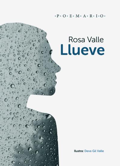 Llueve, el primer poemario compuesto por la inspectora de ficción, Petunia Prado del Bosque.