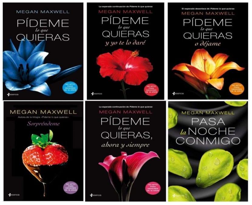 Biografía y mejores libros de Megan Maxwell