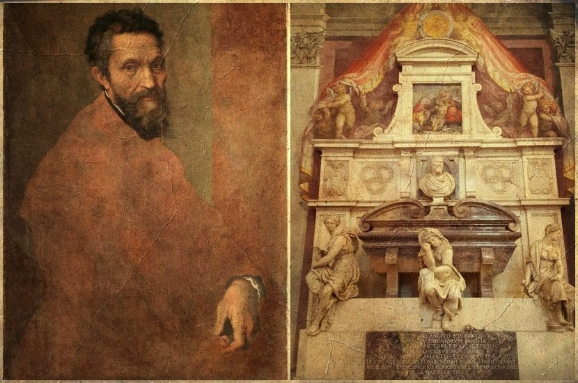 Miguel Angel Buonarotti Versos Del Genio Y El Poeta