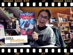 Anika entre libros, el primer blog literario en español nació en 1996 y se ha expandido a todas las redes sociales.