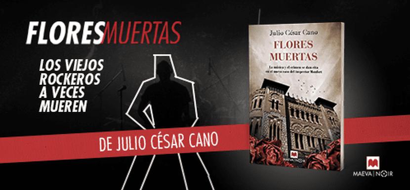 Flores Muertas, cuarta entrega de la saga del inspector Monfort.