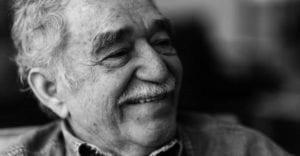 Foto de Gabriel García Márquez