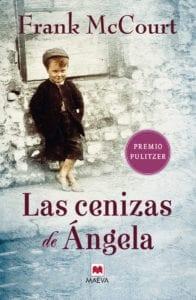 Las cenizas de Ángela portada
