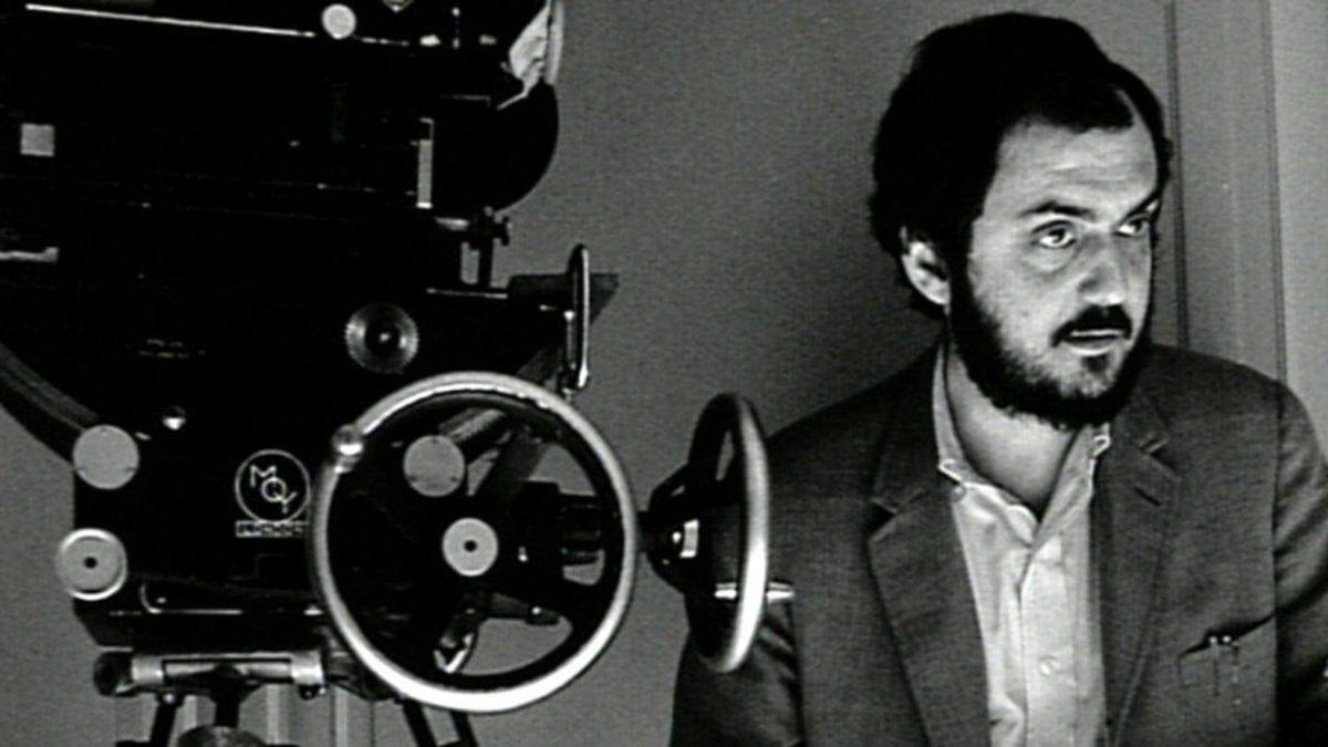 Foto de Stanley Kubrick.