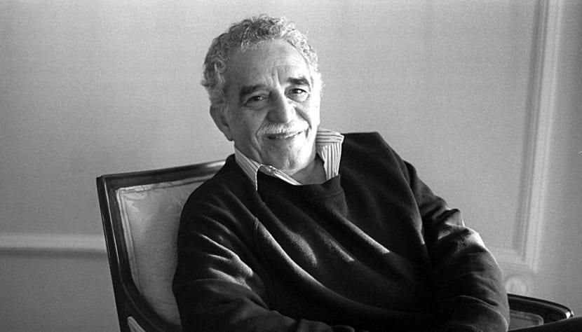 Foto de Gabriel García Márquez.