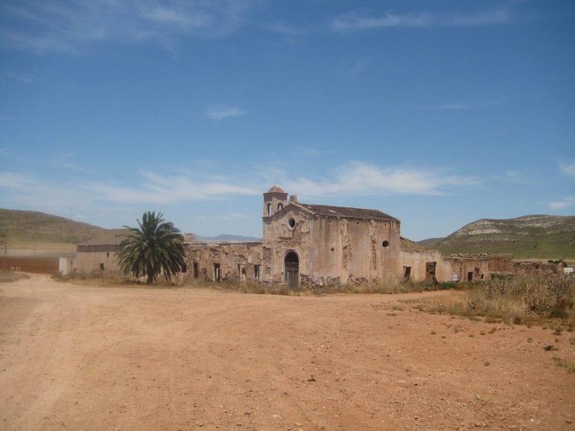Cortijo del Fraile en Almería