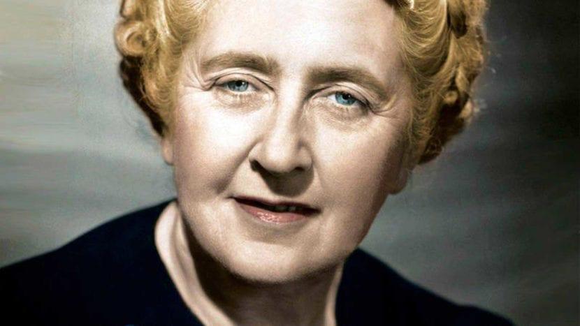 Imagen de Agatha Christie.