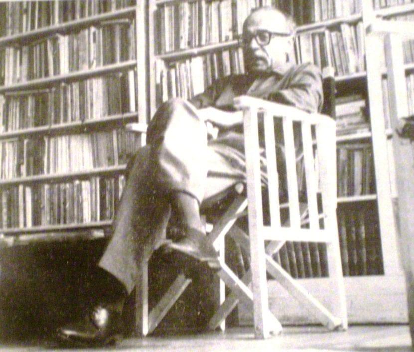 Ernesto Sabato, escritor argentino.