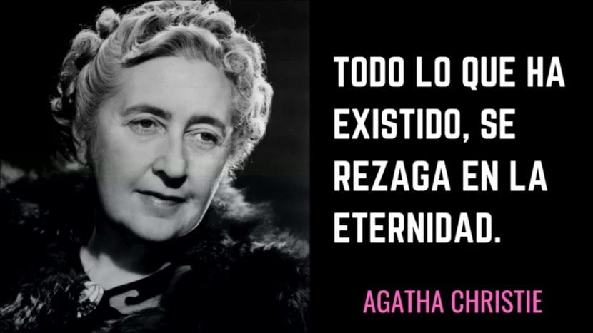 Frases de Agatha Christie.