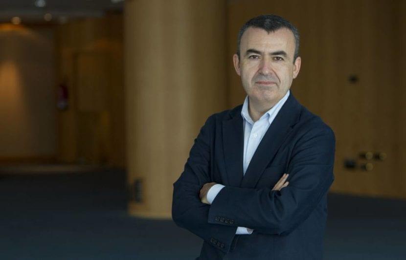 El escritor Lorenzo Silva.