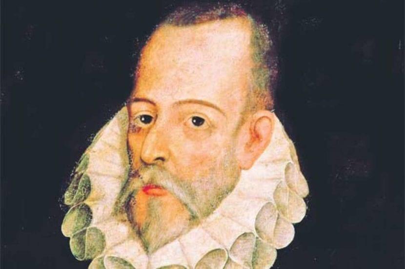 Miguel de Cervantes y Saavedra.