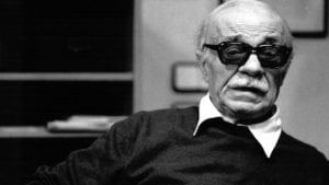 Escritor Ernesto Sabato.