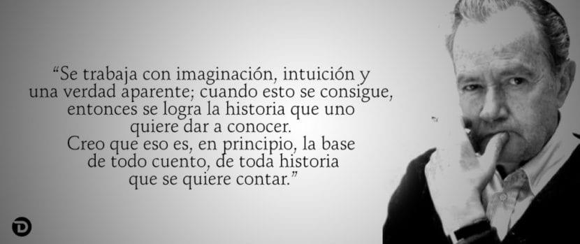 Frase del escritor mexicano Juan Rulfo.