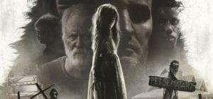 Cementerio de animales, de Stephen King, arte de la nueva película basada en el libro.