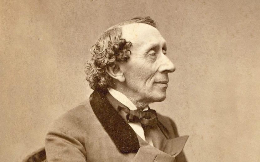 Hans Christian Andersen.