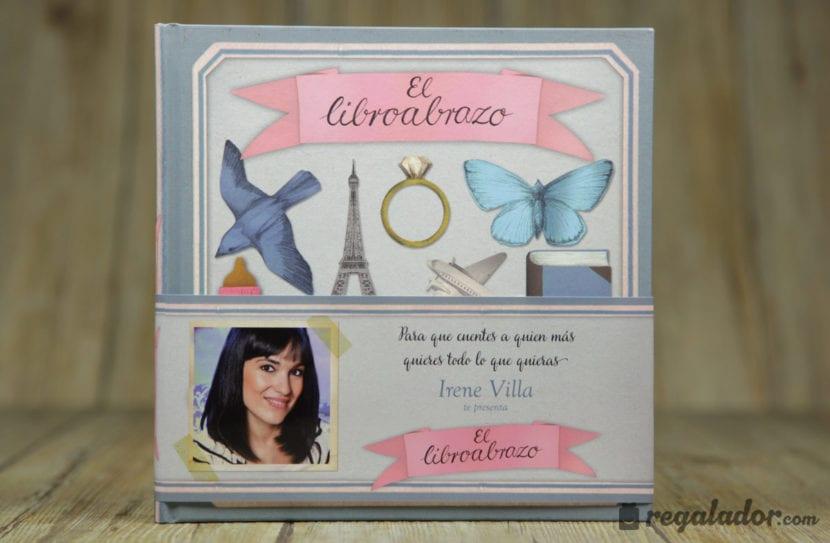 Libros de Irene Villa, el Libroabrazo.