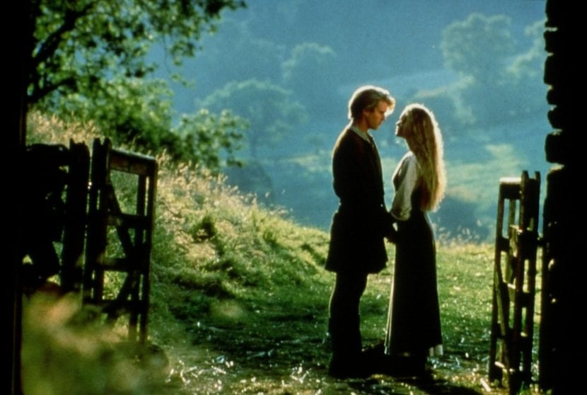 Fotograma de la película La princesa prometida