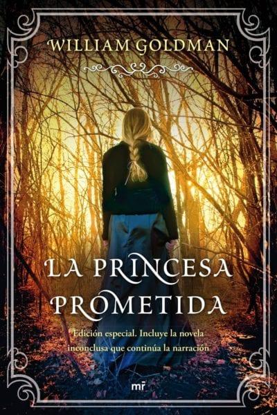 Portada del libro de La princesa prometida