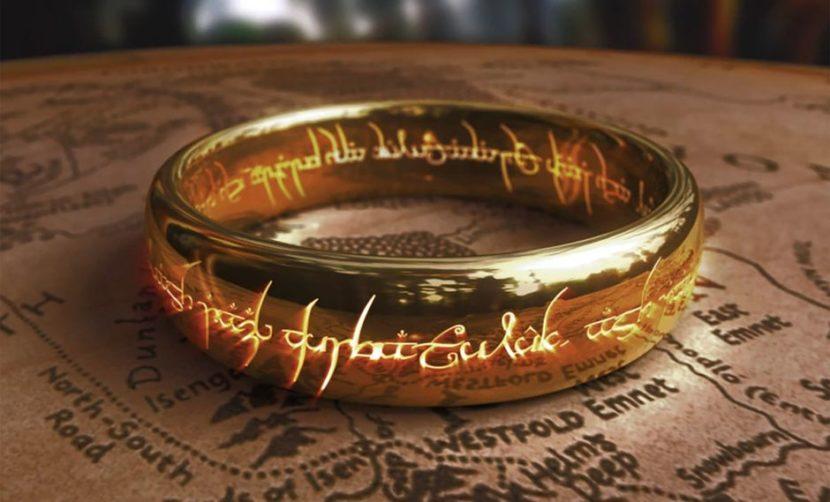 El anillo único.