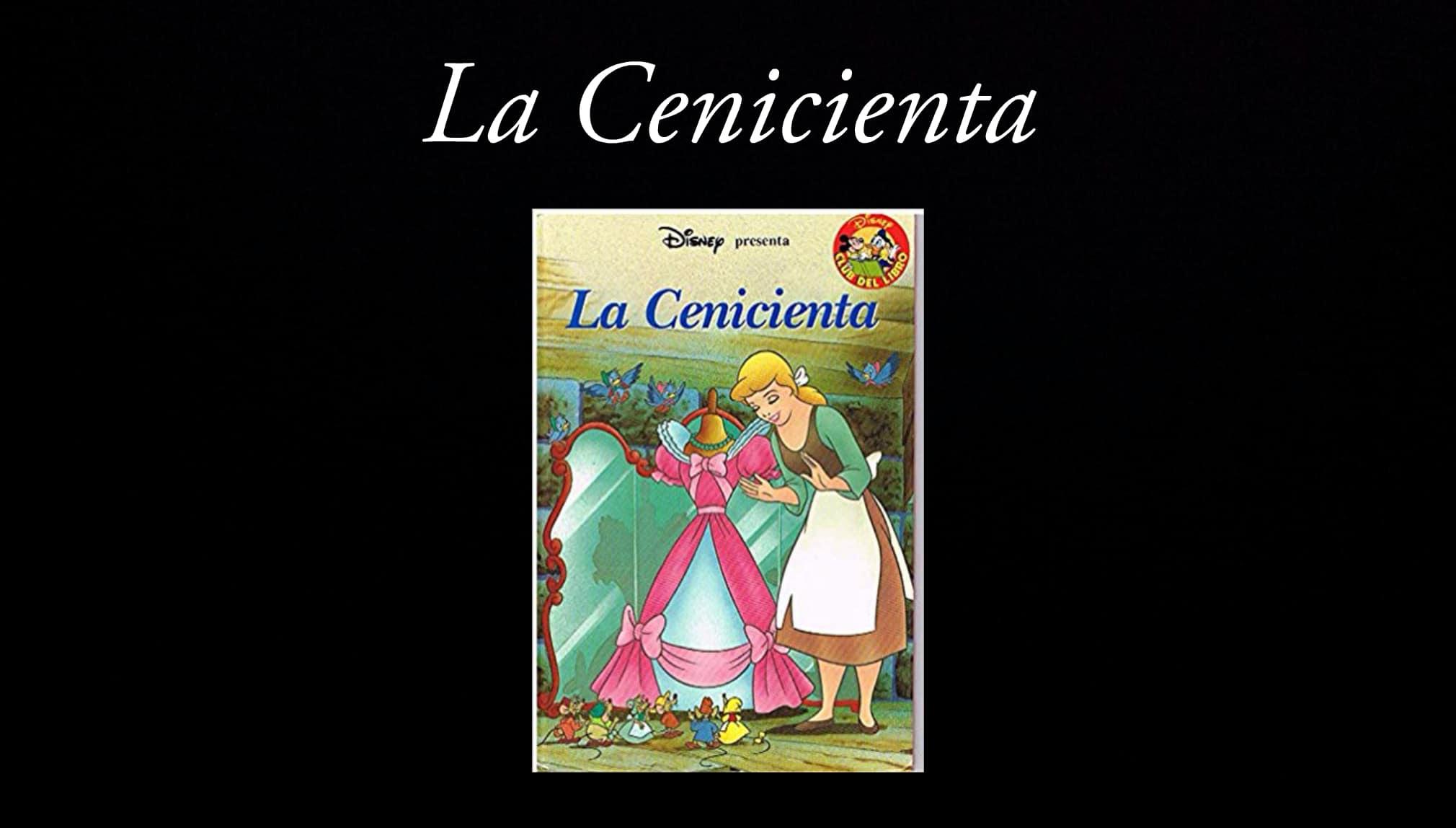 La Cenicienta.