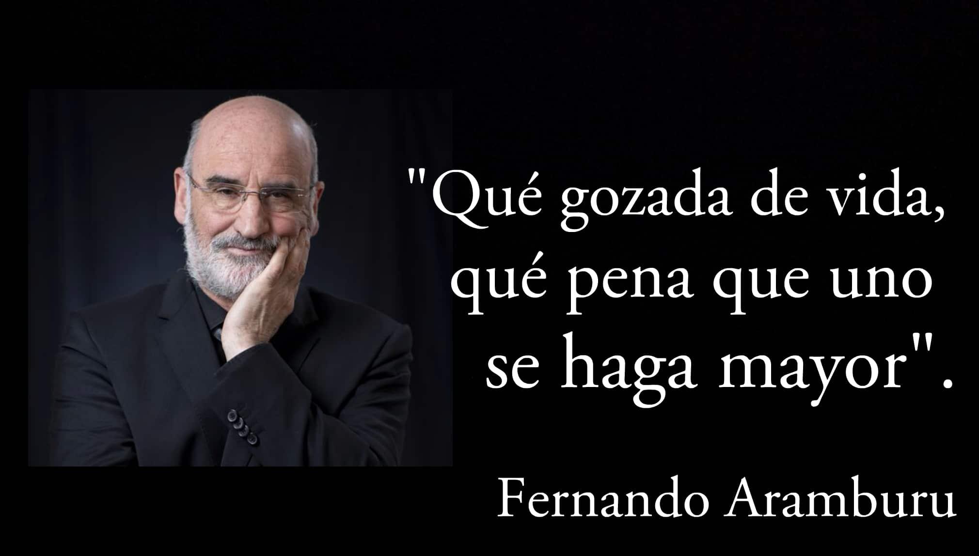 Frase de Patria de Fernando Aramburu.