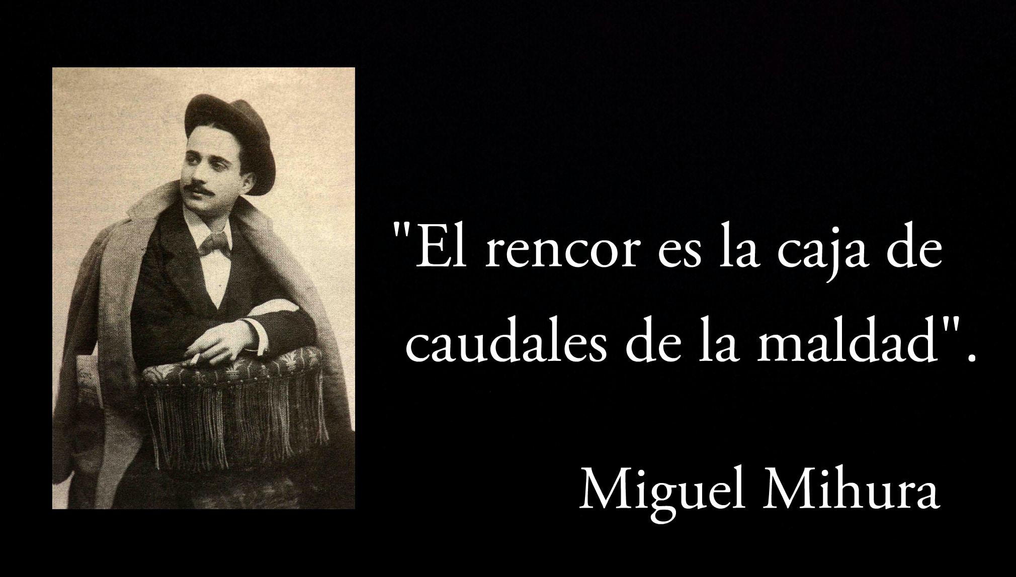 Frase de Miguel Mihura.