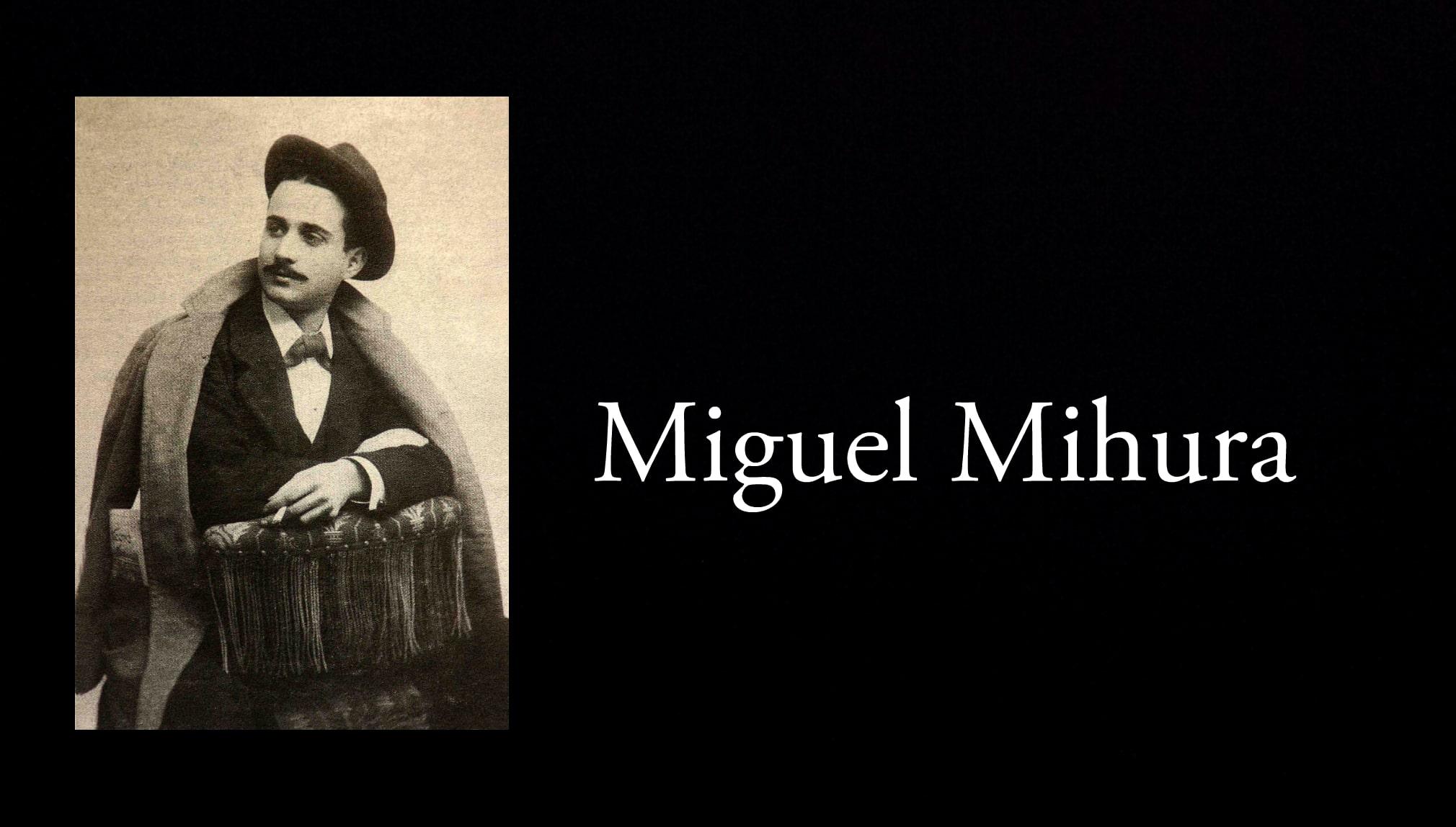 Miguel Mihura.