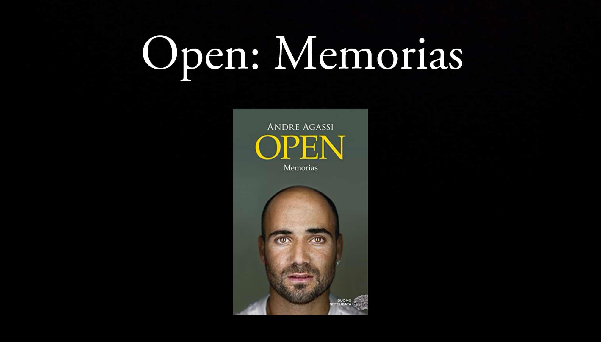 Open: Memorias.