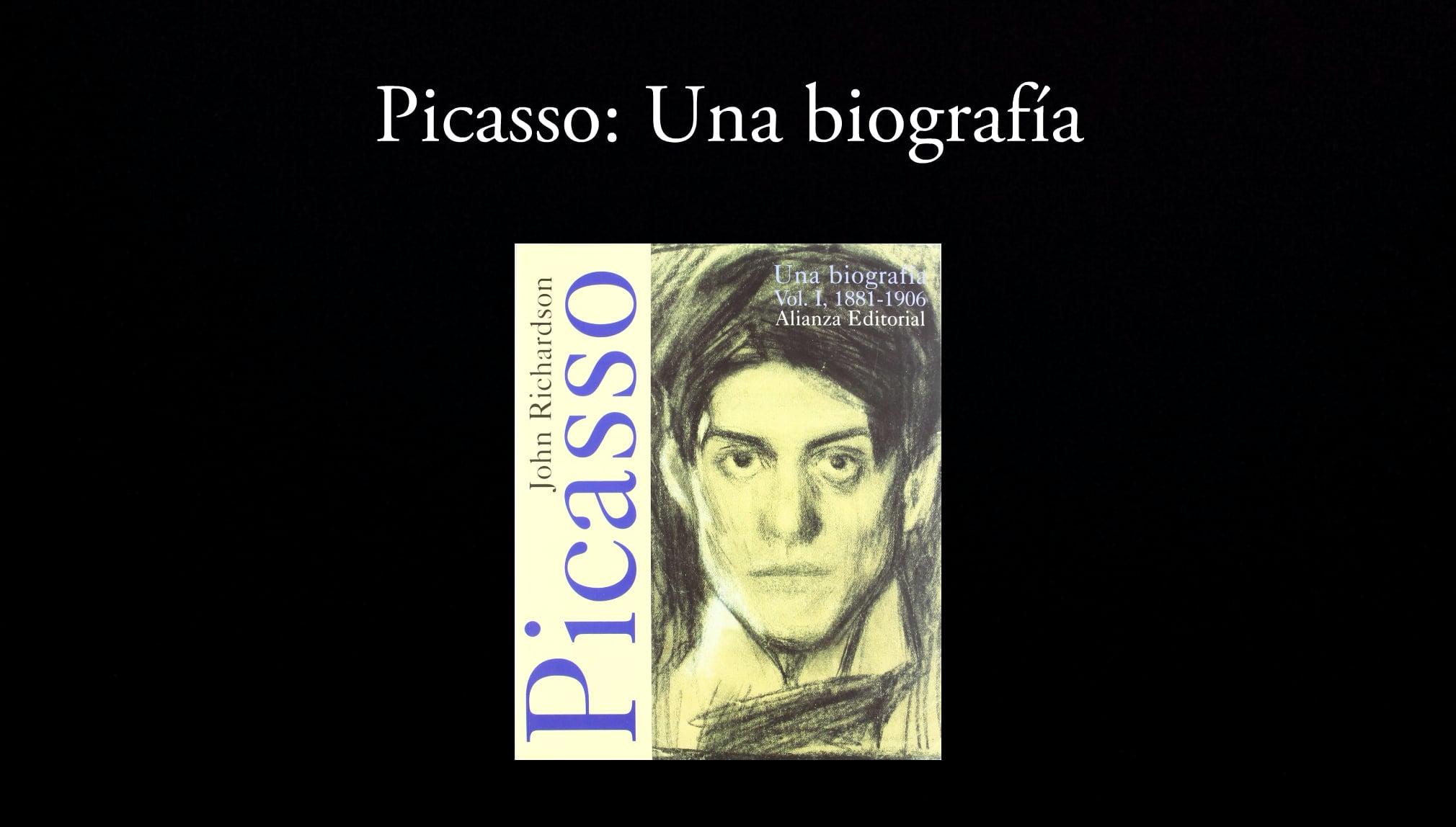 Picasso: Una biografía.