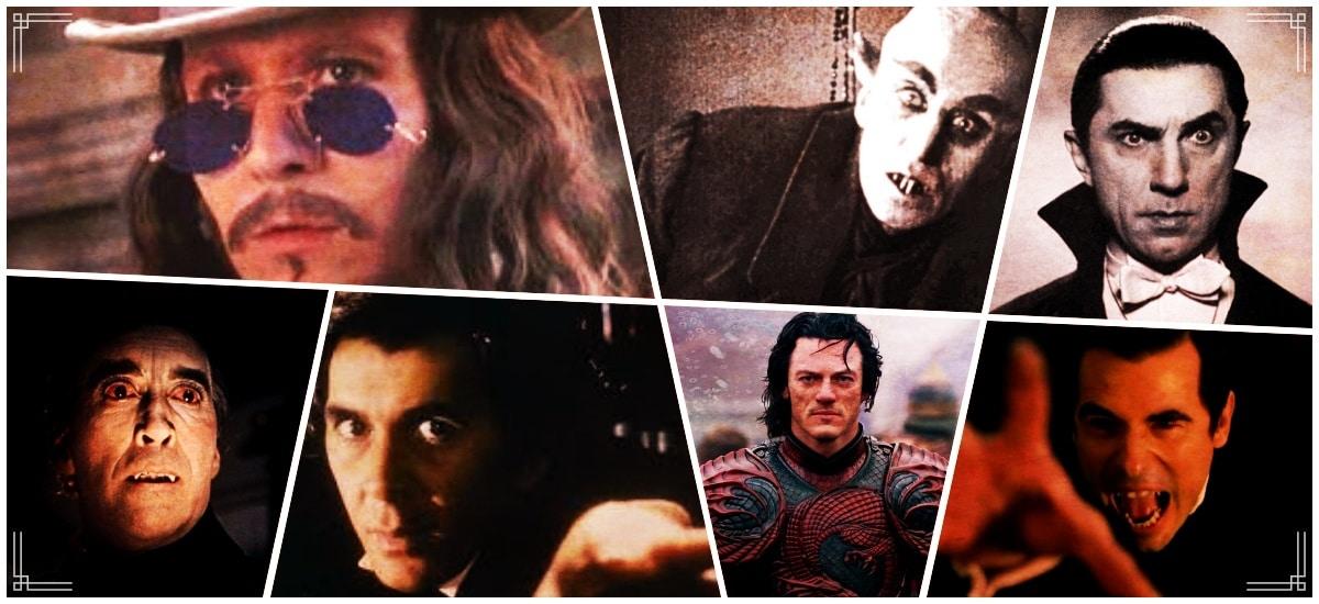 Drácula inmortal. 7 caras del vampiro de Bram Stoker