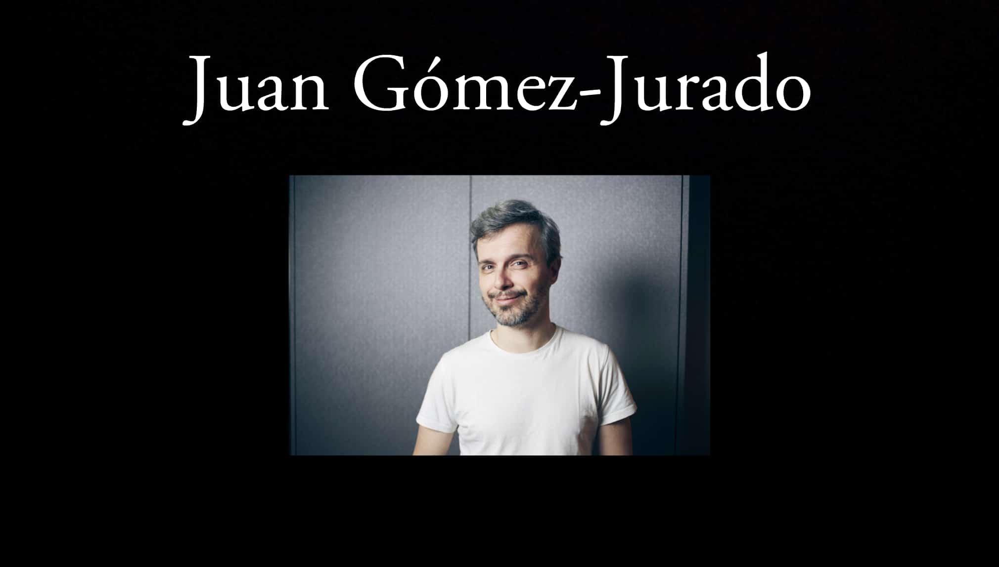Juan Gómez-Jurado.