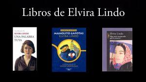 Libros de Elvira Lindo.