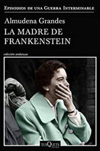 Portada de La madre de Frankenstein