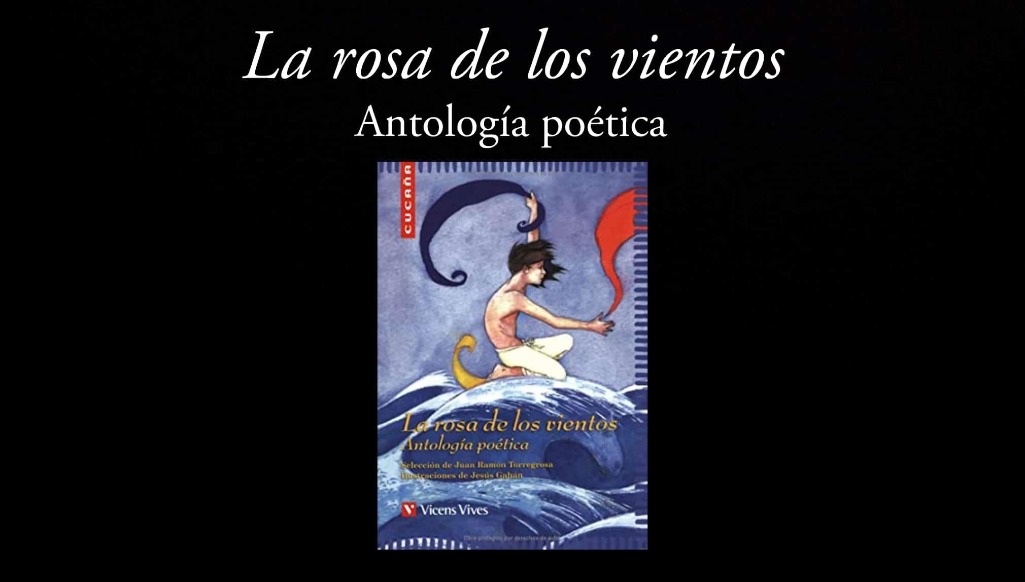 La rosa de los vientos. Antología poética.