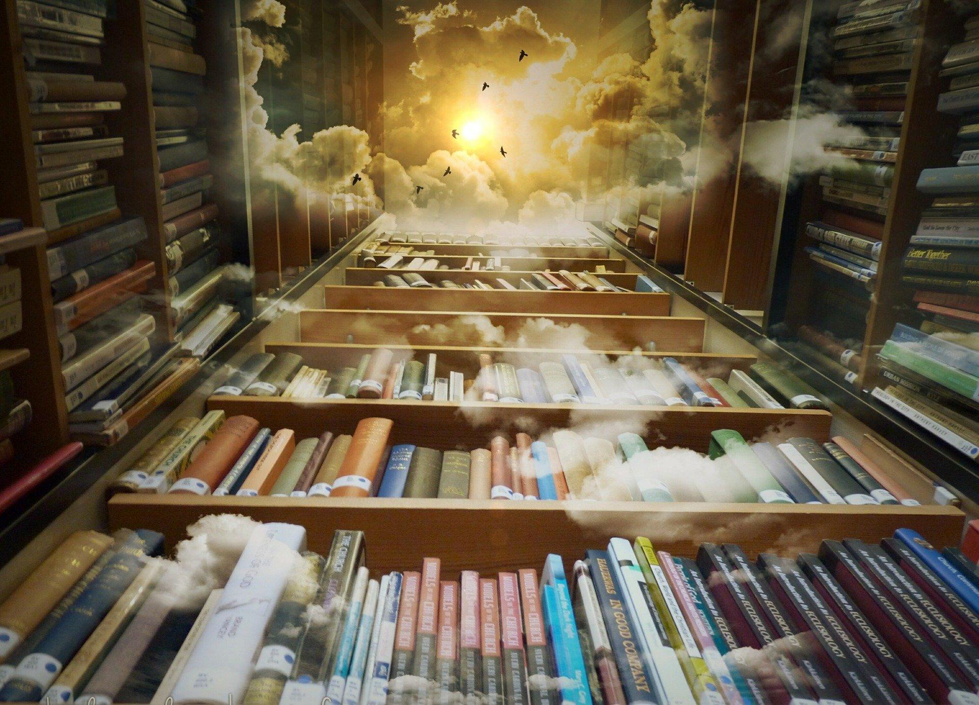 visita una biblioteca virtual el día del libro