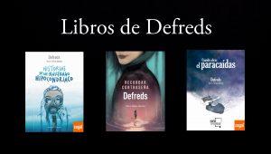 Libros de Defreds.