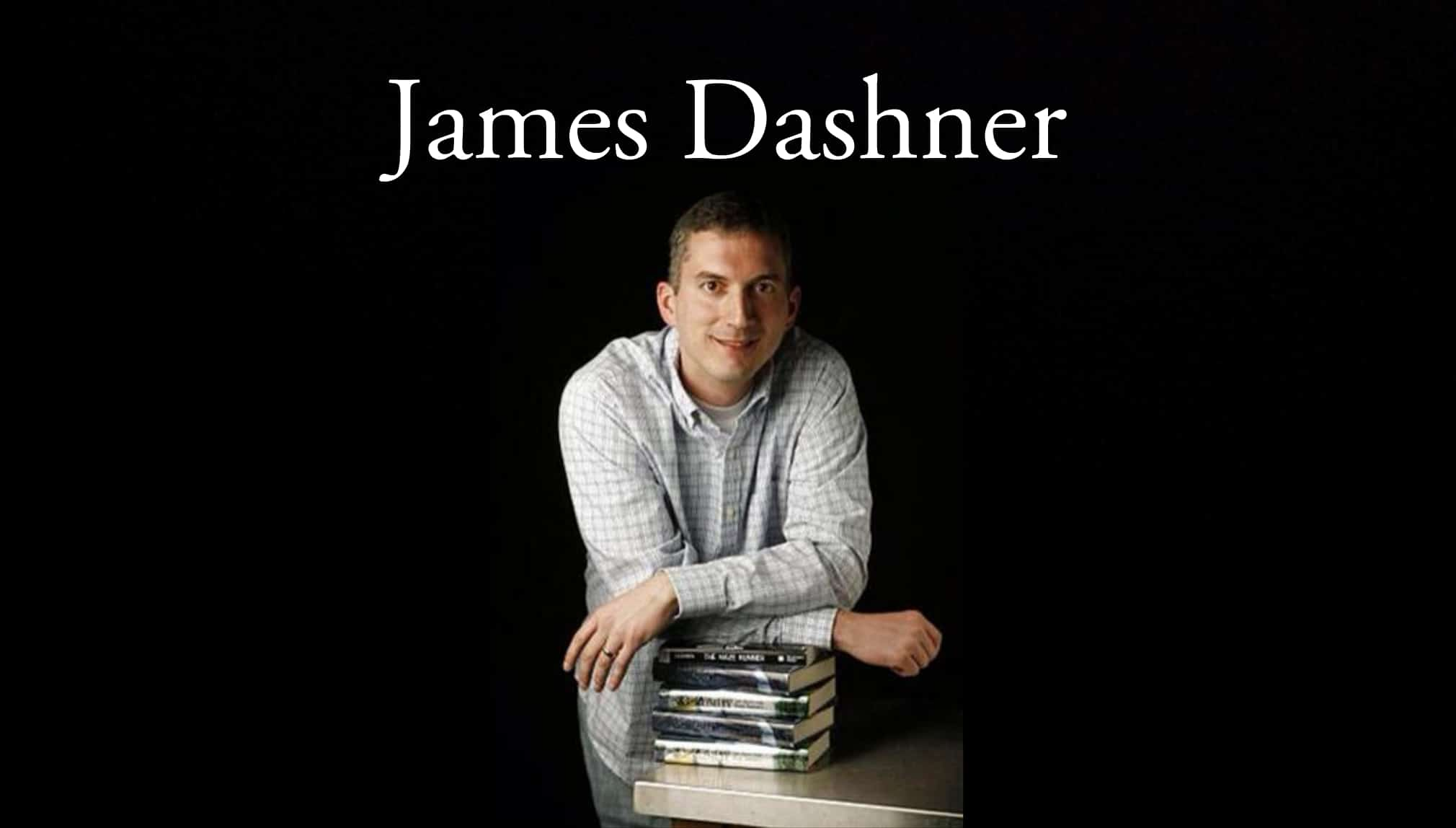 James Dashner.