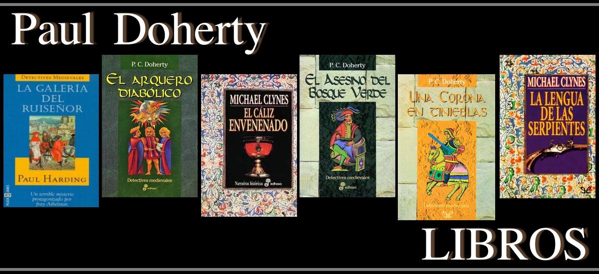 Paul Doherty, el prolífico autor británico de series medievales