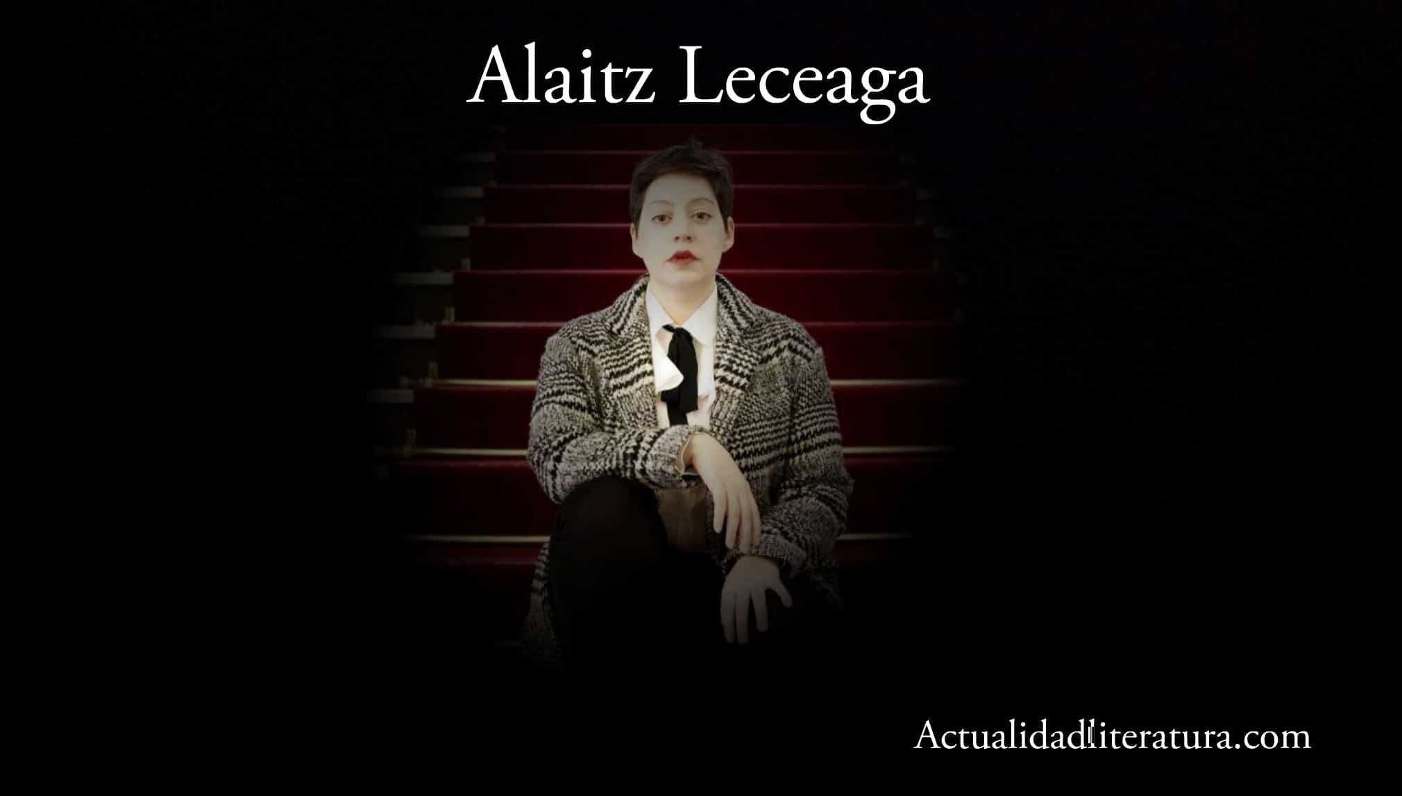 Alaitz Leceaga.