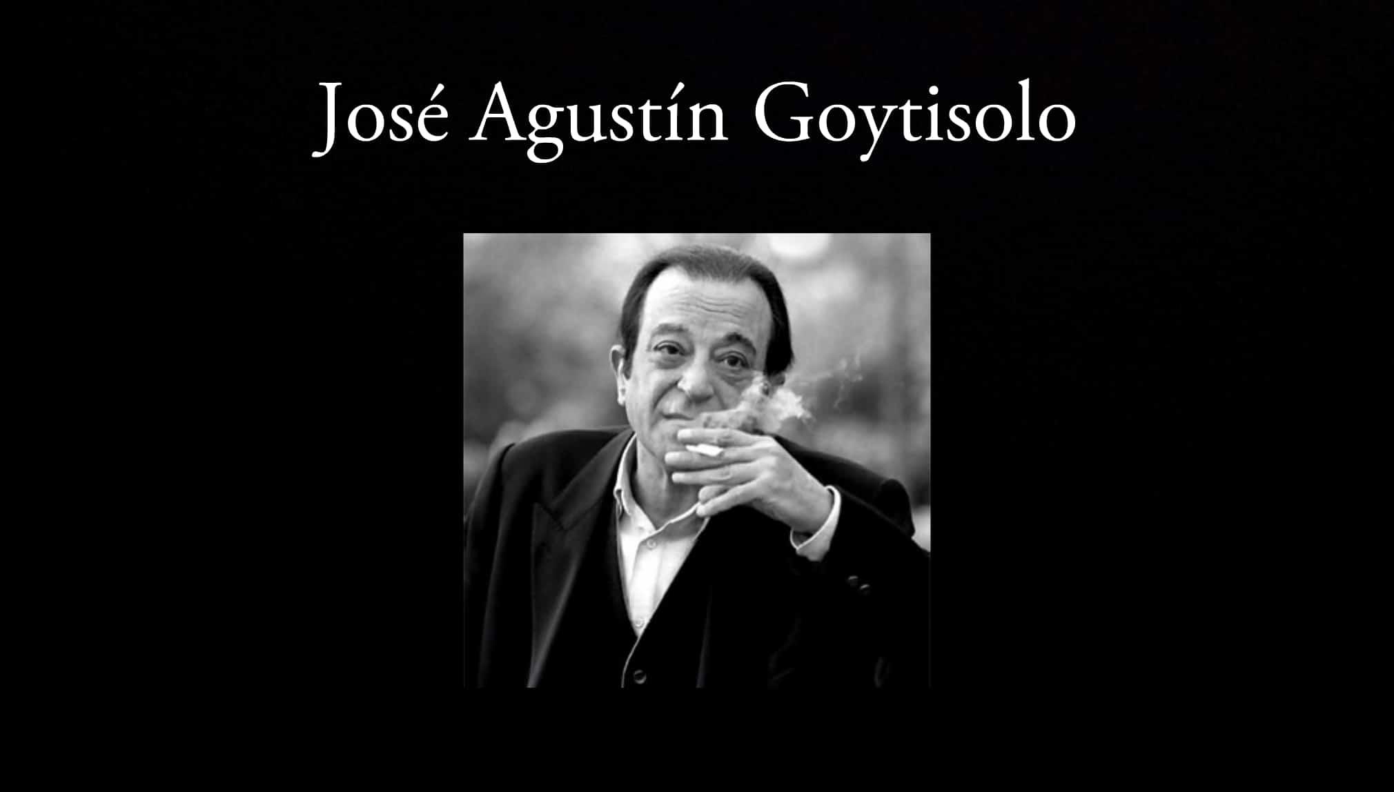 José Agustín Goytisolo.