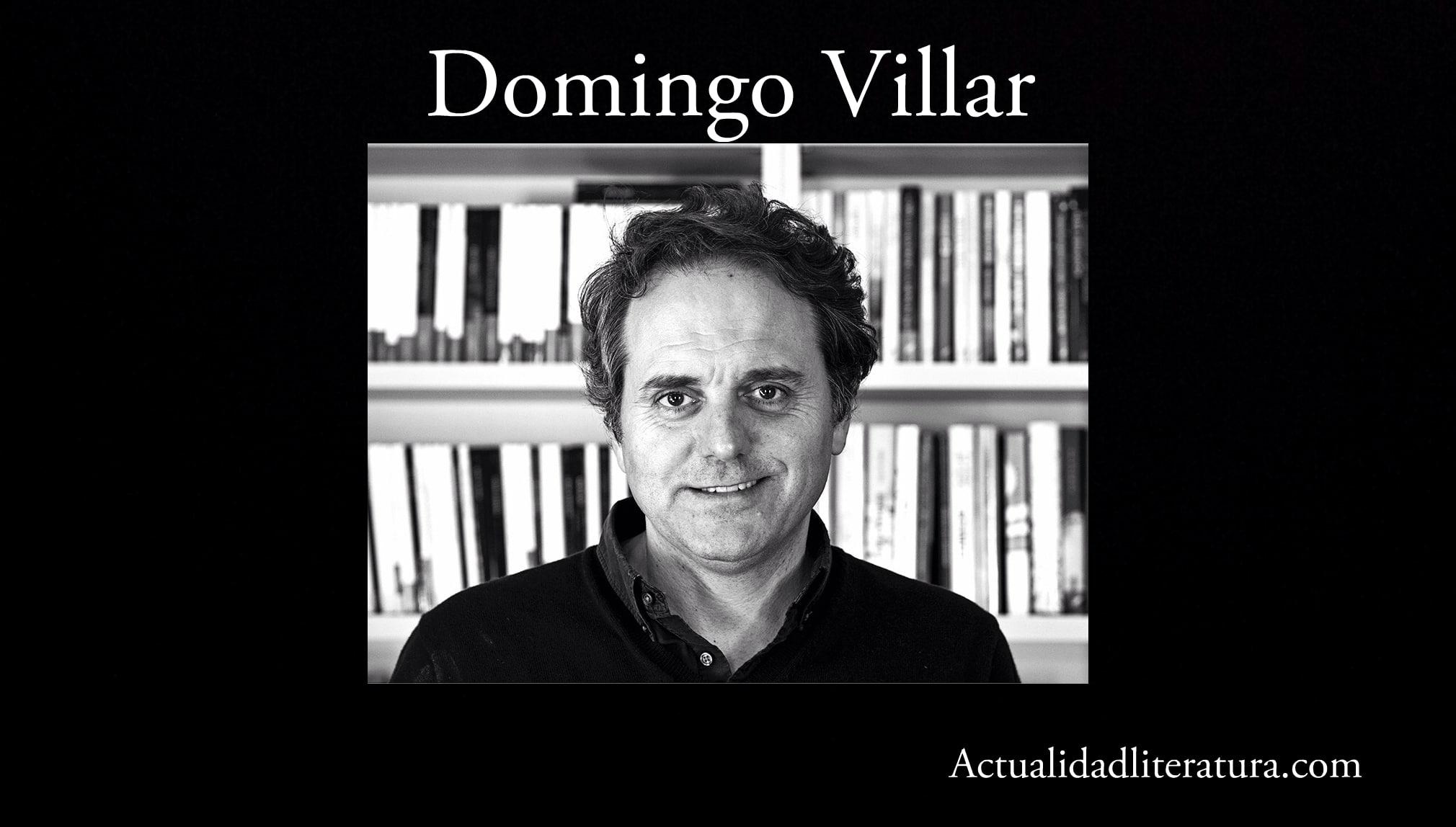Domingo Villar.